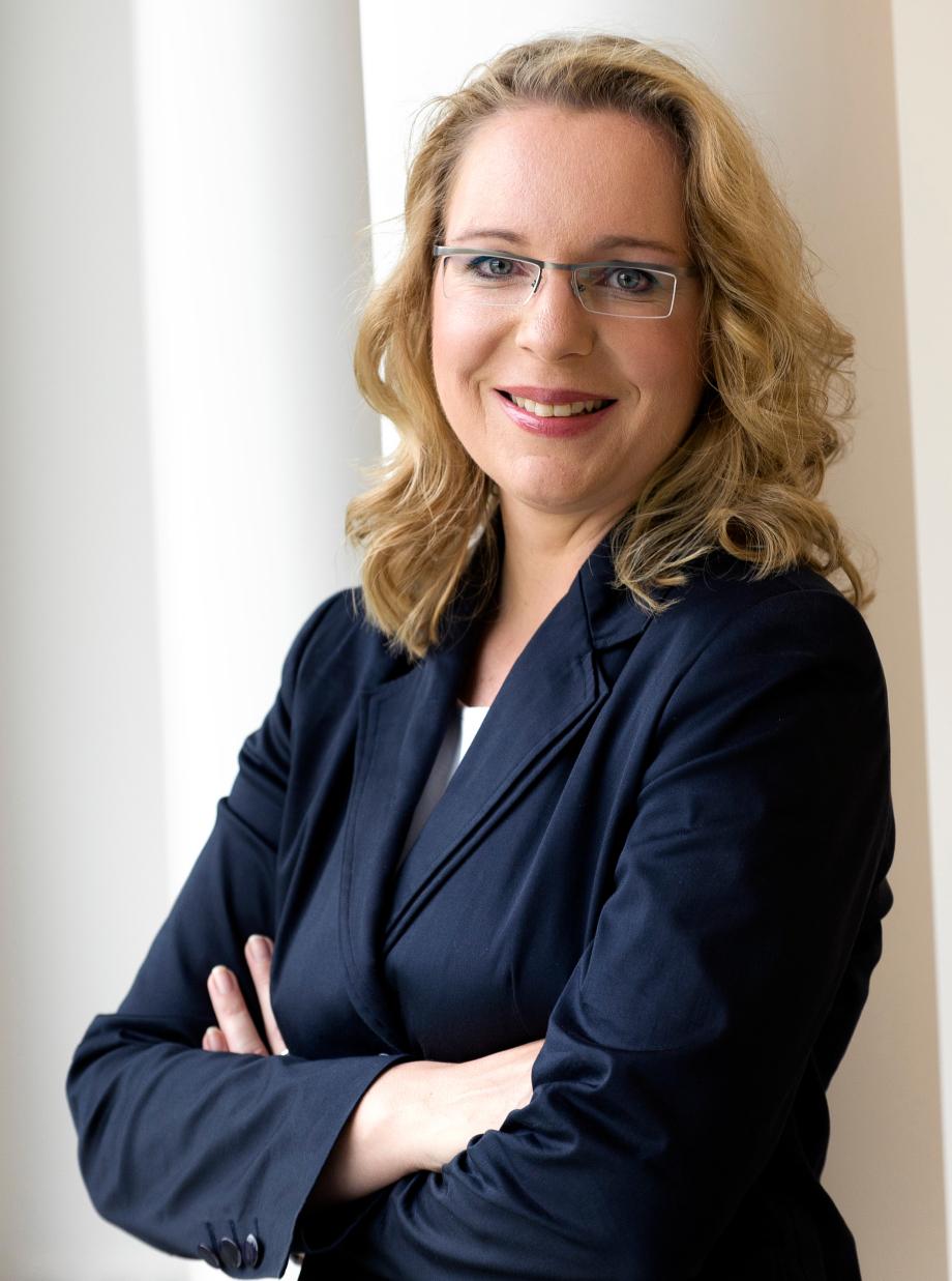 Prof. Dr. Claudia Kemfert Foto: Daniel Morsey